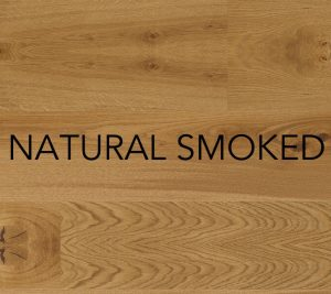 Natural Smoked Flooring